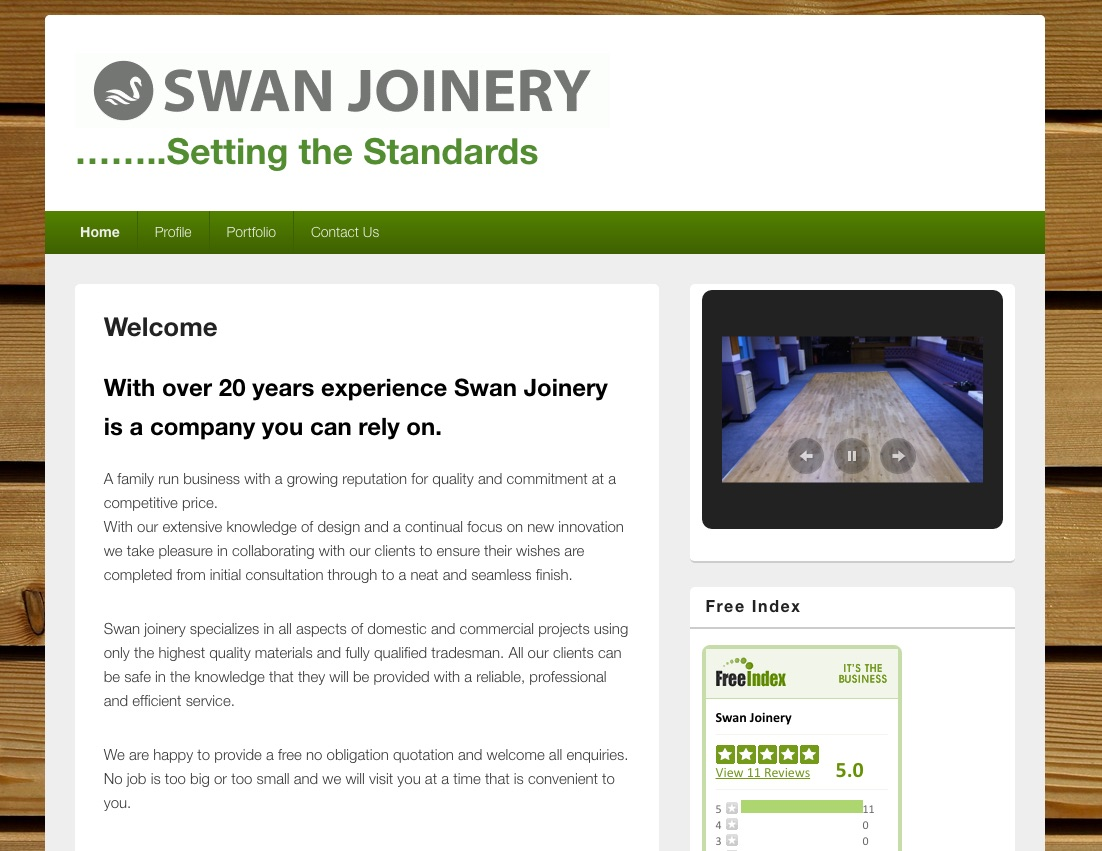 Swan Joinery